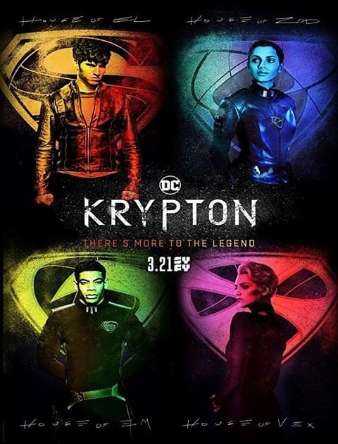 Krypton {Sezon 1} (2018) PL.480p.AMZN.WEBRip.DD2.0.XviD-Ralf / Lektor PL
