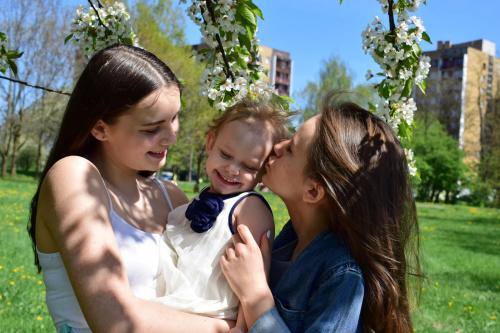 Amelka , Milenka i Daria