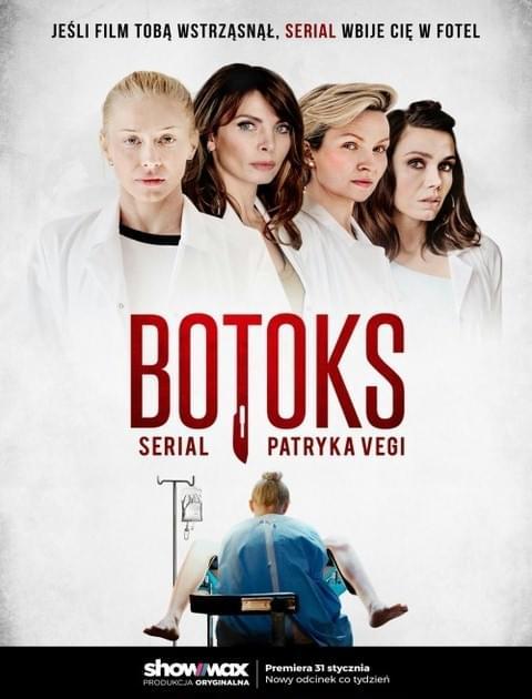 Botoks {Sezon 1} (2018) PL.480p.SMAX.WEBRip.DD2.0.XviD-Ralf / Polski serial