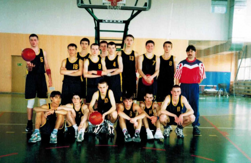 koszykarze 1999