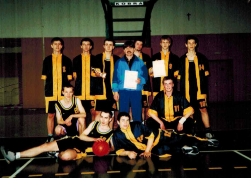 Koszykarze 2001