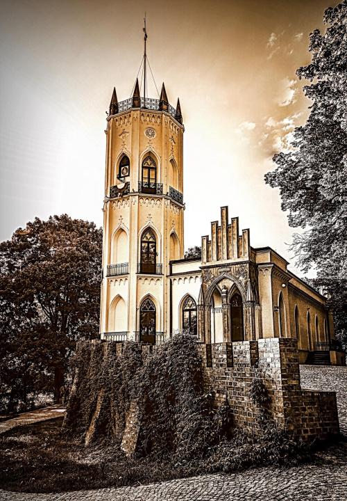 zamek w Opinogórze