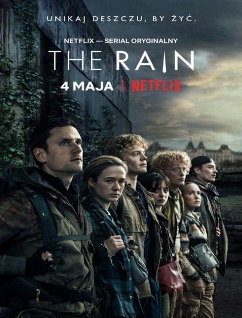 The Rain (2018) Sezon 1 {Kompletny Sezon} PL.WEB.x264-LPT / POLSKI LEKTOR