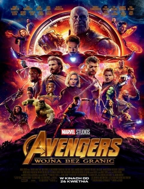 Avengers: Wojna Bez Granic / Avengers: Infinity War (2018) NEW.PROPER.PLSUBBED.720p.HDCAM.AC3.XviD-LPT / POLSKIE NAPISY