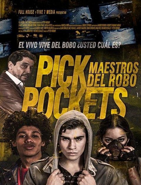 Kieszonkowcy / Pickpockets (2018) PL.NF.WEB-DL.XViD-MORS / Lektor PL