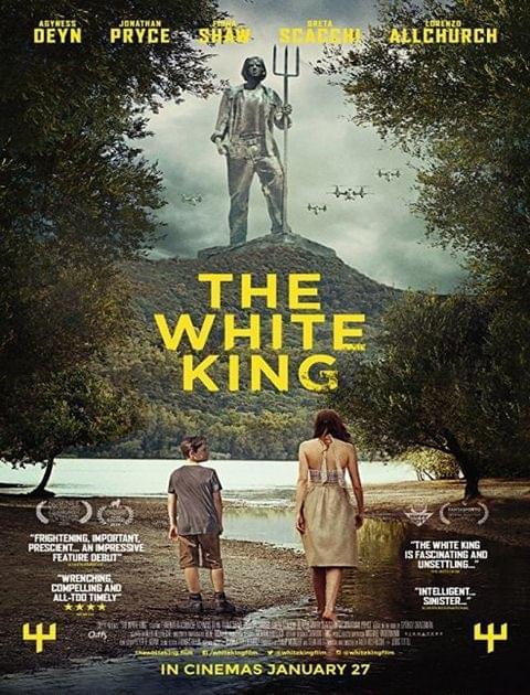 Biały król / The White King (2016) PL.WEB-DL.XviD-KiT / Lektor PL