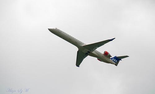 SAS - airliners-skandynawski samolot