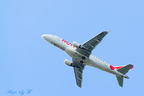 Samolot Hop! franzuskie linie