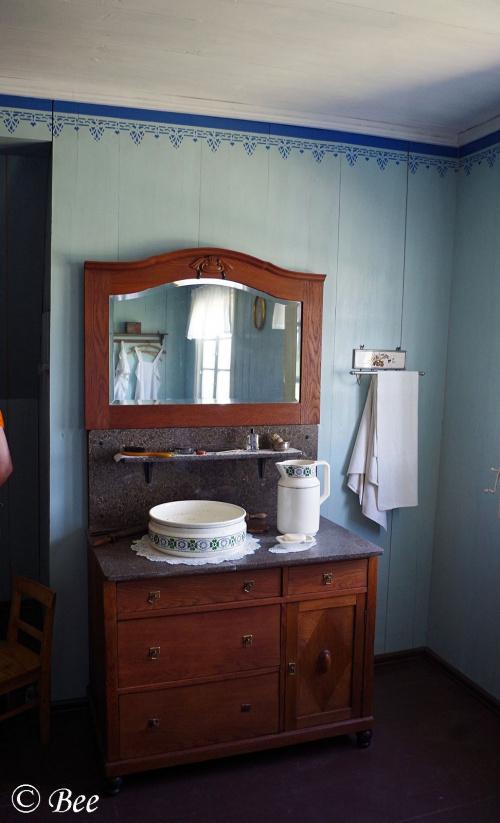 Toaletka moich dziadków przekazana do muzeum.