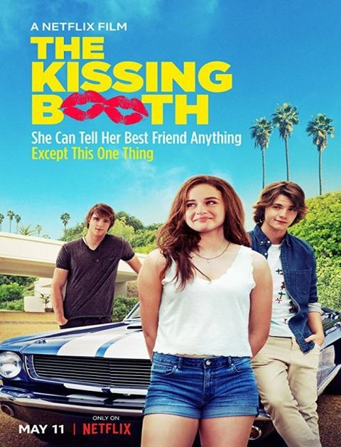 The Kissing Booth (2018) PL.480p.WEB.x264-J / Lektor PL
