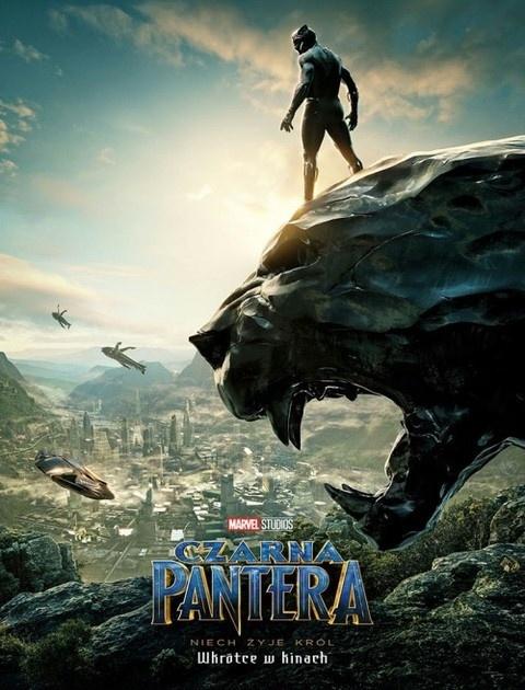 Czarna Pantera / Black Panther (2018) PLDUB.480p.BRRip.XviD.AC3-R22 / Dubbing PL