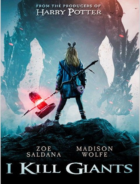 I Kill Giants (2017) PL.SUBBED.480p.BRRip.XViD.AC3-MORS / Napisy PL