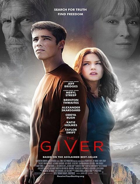 Dawca pamięci / The Giver (2014) PL 480p.BDRip.XviD.AC3-ELiTE / Lektor PL