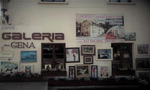w Kazimierzu Dolnym-galeria