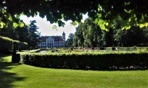 ogrody pałacowe