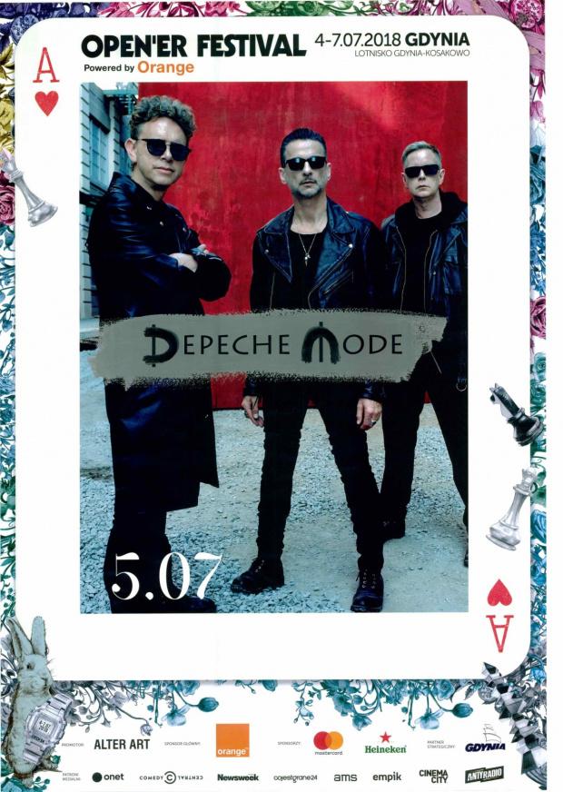 depeche mode opener 2018