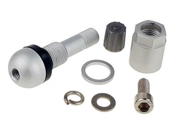 Para Audi Sensor de Presión de Neumáticos TPMS Kit de reparación de Vástago de Válvula A4 A6 A8 A7 Q7 R8