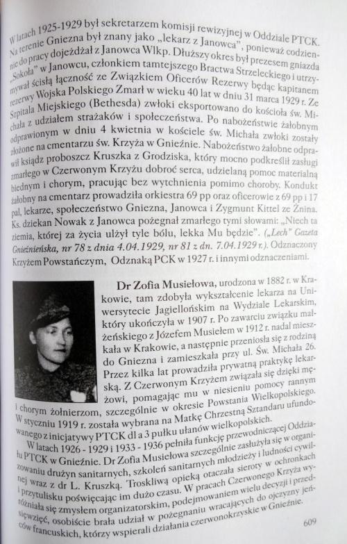 1919 2004 Polski Czerwony Krzyż w dziejach Gniezna #Gniezno #powstancy #wielkopolscy