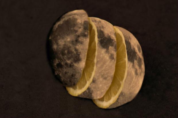 Księżyc od środka