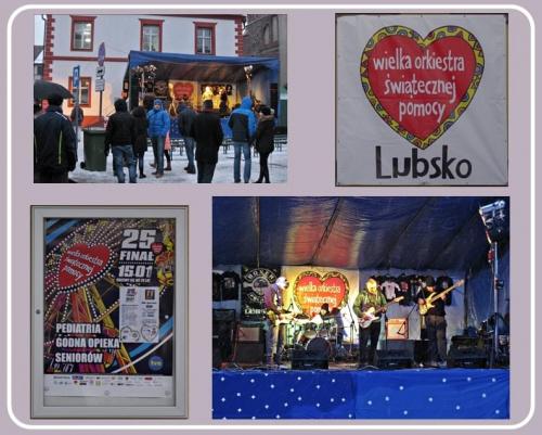 WOŚP 2017 - Lubsko