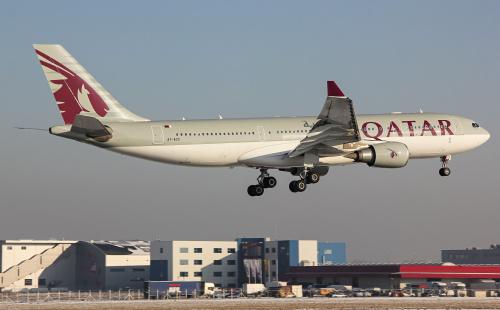 Jest zima - jest i Qatar :)