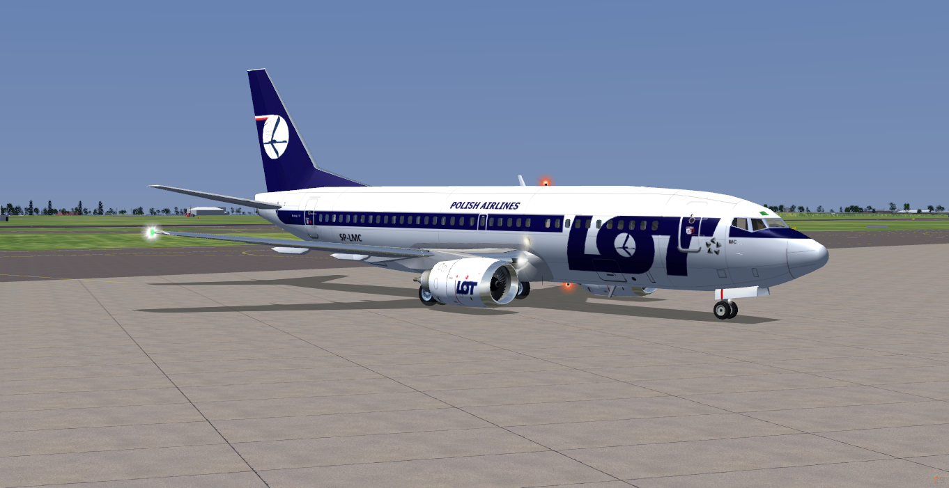 FlightGear forum • View topic - 737-300 LOT Liveries