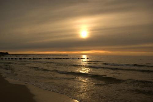 Urok zachodu Słońca