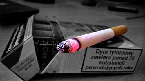 #smoke #cigarette #viceroy Nuda potrafi być kreatywna...