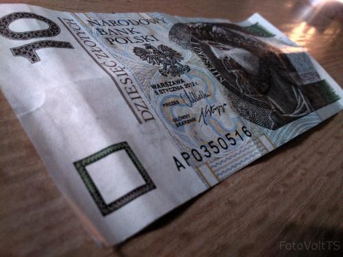 Pieniądz w blasku