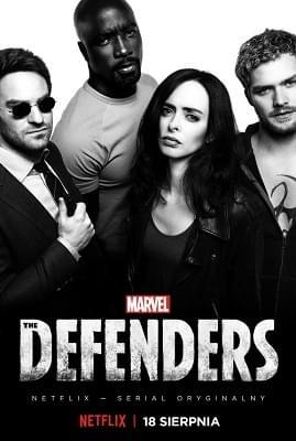 The Defenders {Sezon 1} ( 2017) PL.480p.NF.WEBRip.DD5.1.XviD-H3Q / Lektor PL