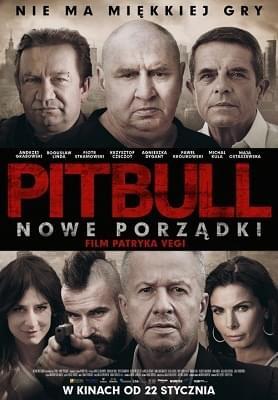 Pitbull. Nowe porządki (2016) PL.DVDRip.XviD.AC3-KiT / Polski Film
