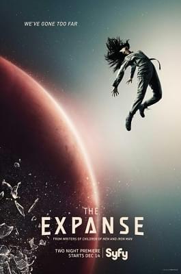 The Expanse {Kompletny sezon 2} (2017) PLSUBBED.480p.AMZN.WEBRip.XviD.AC3-H3Q / Napisy PL