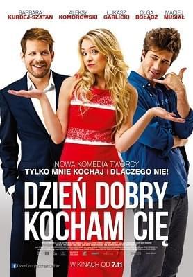 Dzień dobry, kocham cię! (2014) PL.HQ.DVDRip.XViD.AC3-NOiSE / Polski film