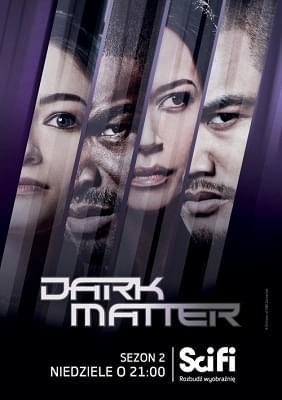 Dark Matter {Kompletny Sezon 3} (2017) PL.480p.WEB-DL.XviD-Ralf / Lektor PL