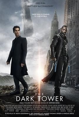 Mroczna wieża / The Dark Tower (2017) PL.480p.BDRip.XviD.AC3-KiT / Lektor PL