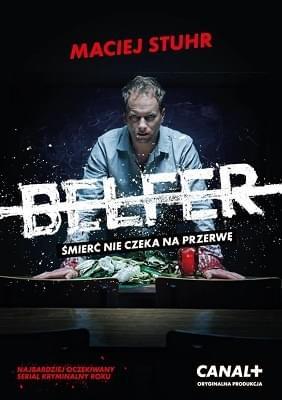 Belfer {Sezon 2} (2017) PL.480p.HDTV.AC3.2.0.XviD-Ralf / Polski serial