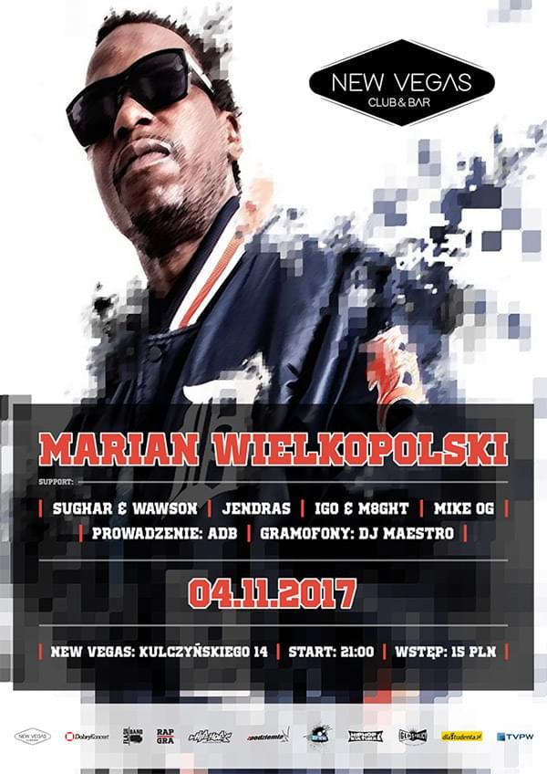 Marian Wielkopolski – Warszawa 04.11.2017