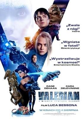 Valerian i Miasto Tysiąca Planet / Valerian and the City of a Thousand Planets (2017) PLDUB.MD.720p.WEB-DL.XViD.AC3-OzW / Dubbing pl