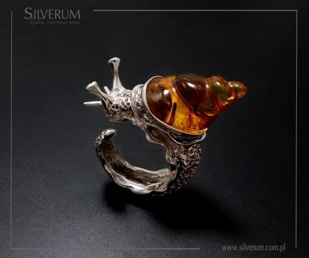 www.silverum.com.pl #biżuteria #slimak #biżuteriasrebrna #biżuteria #bursztyn #sklep internetowy #srebro #Gdańsk #artystycznabiżuteria #wyroby #jubilerskie #ślimak #pierścionek