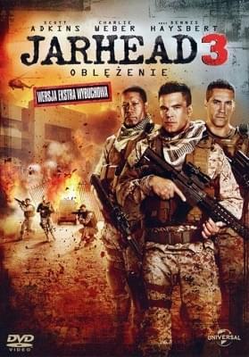 Jarhead 3: Oblężenie / Jarhead 3: The Siege (2016) PL.480p.BDRiP.XViD.AC3.K12 / Lektor PL
