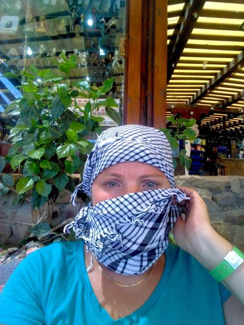 women in egipt