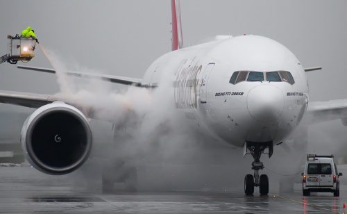 Odladzanie dzisiejszego Emirates do Dubaju
