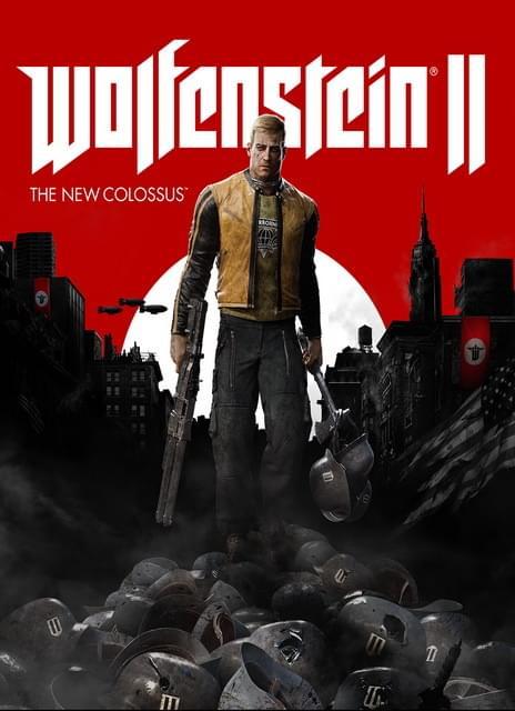 Wolfenstein II: The New Colossus ; CODEX (2017) PL NAPISY