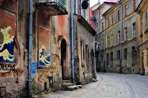 zaułki Lublina