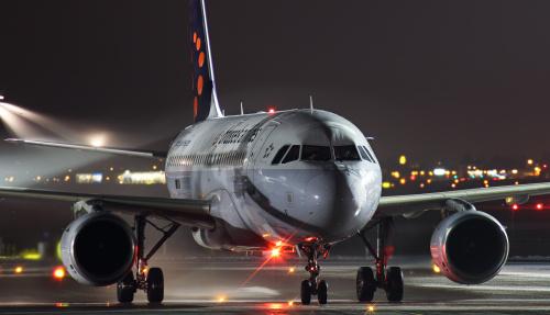 Odladzanie Brussels Airlines do Brukseli